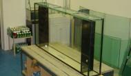 105 gallon Precision style aquarium