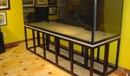 785 gallon Precision aquarium built on-site